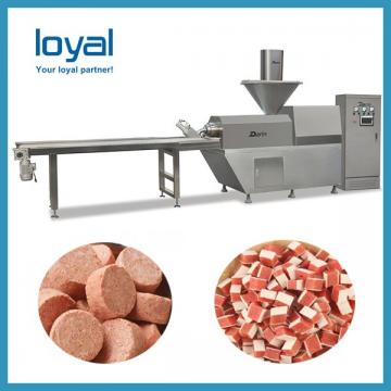 Pet Dog Chewing Beef Jerky Stick Manufacturing Machine tunnel oven