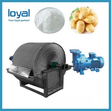 Small scale cassava starch production line / cassava starch extraction maker price