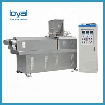Twin Screw Extruded Food Processing Machinery for Panko Bread Crumb