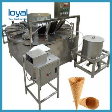 Ce Factory Price on Edge Cream Filling Sandwich Biscuit Making Machine