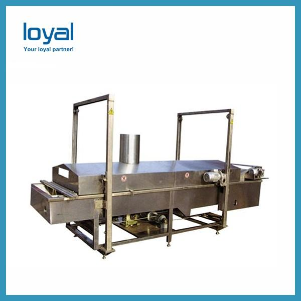 Negotiable molds Screw extruding Long floating time extruded fried pellets food machines with ISO & CE #1 image