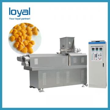 Cheese balls plant sticks production bread chips processing line