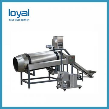 Fried Extruded Cassava Pellet Machine Fried Pellet Process Machines