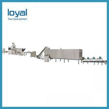 China Best Auotmatic Fried Extruded Potato Pellet Making Machine