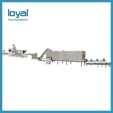 High Efficiency Large Fried Snack Pellet Machine , Food Processing Line