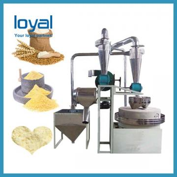 Low Noise Spices Grinding Machine Glazed Turmeric And Chilli Powder Making Machine