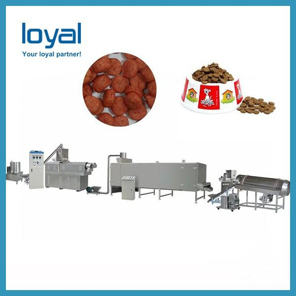 Pet Dog Chewing Beef Jerky Stick Manufacturing Machine tunnel oven #2 image