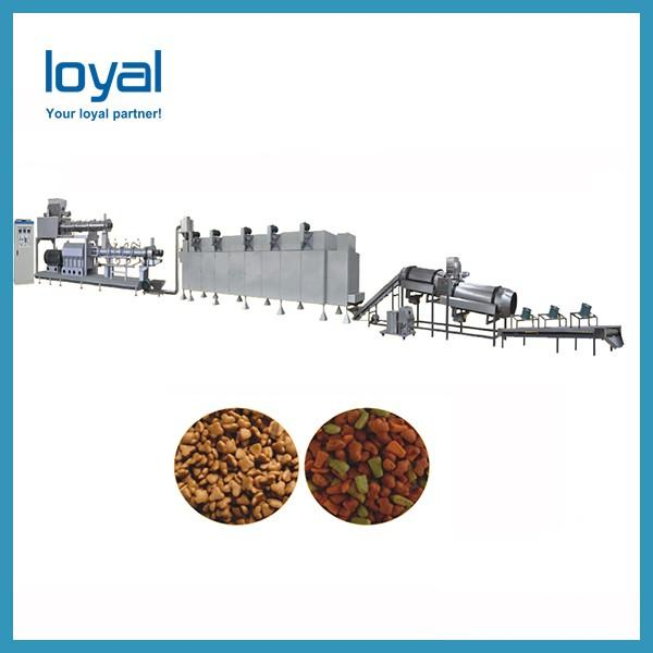 Stainless steel Hot air circulating Food Drying Machine Meat Dehydrator Beef Drying Oven Pet Food processing machine #3 image