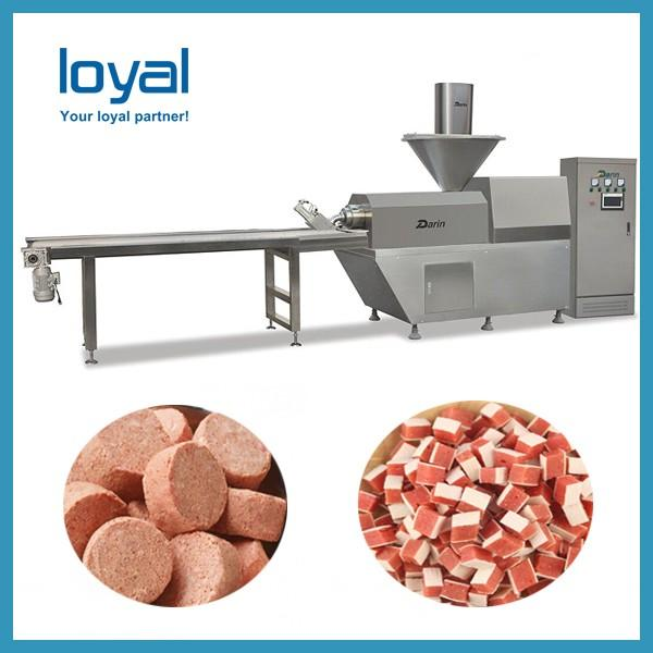 Pet Dog Chewing Beef Jerky Stick Manufacturing Machine tunnel oven #1 image