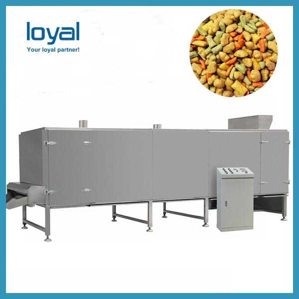 Meat vacuum freeze drying machine for pet food freeze dried beef pork chicken fish #3 image