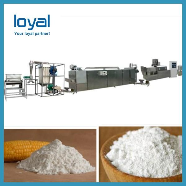 Nutritional Cassava Starch Production Line , Starch Processing Equipment 380V / 50Hz #2 image