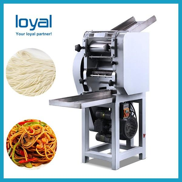 Muti color 150 Detachable household flexible stainless iron dumpling shell noodle machine with 3 knifes #1 image