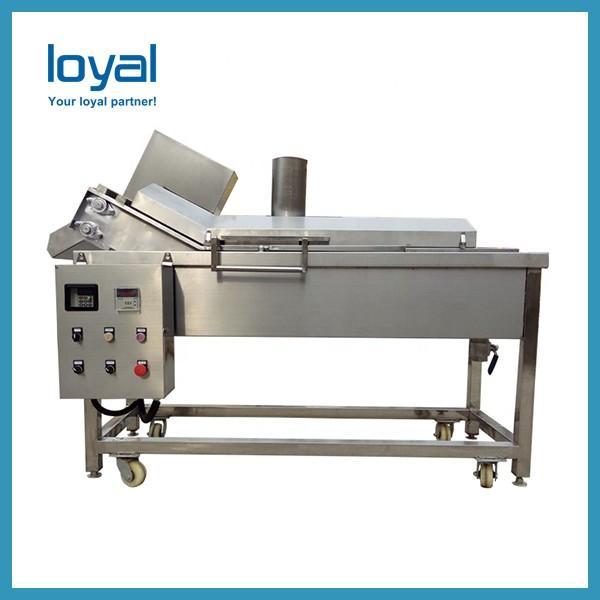 180KG/H Crisp Automatic Potato Chips Production Line Frozen French Fries Potato Chips Machines #1 image