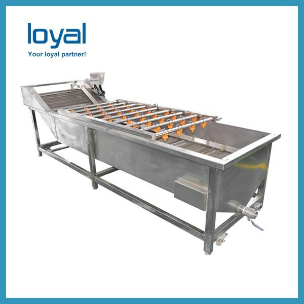 Green Banana Plantain Potato Chips Machine With Slicing And Deoiling Function 100 Kg / H #1 image