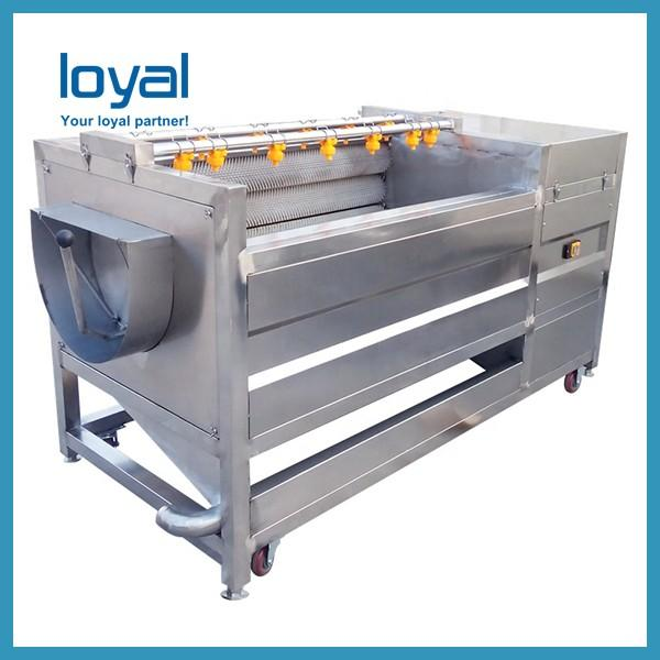 High Efficiency Small Scale Potato Chips Machine , Potato Chip Seasoning Machine #3 image